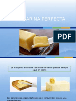 MARGARINA PERFECTA