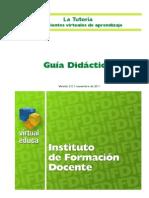 Tutoria Guia Didactica