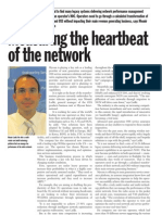Mar07 GLOBAL TELECOMS BUSINESS Measuring Heartbeat of Network