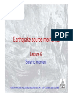6 Seismic Moment