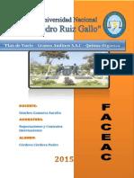 PLAN de VUELO - Quinua Orgánica-lunes 9 Marzo-FINALISIMO