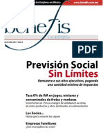 Administracion - Revistas - Prevision Social