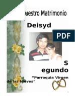 Celebracion de Matrimonio de Segundo y Deisyd