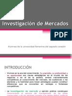 Investigación de Mercado (Pasos-ejemplos)