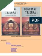 Bławatska Helena - Doktryna Tajemna tom 1 i 2