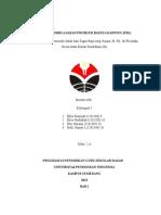 Model Pembelajaran Pbl