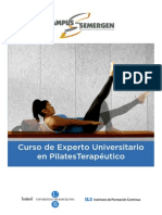 P02 Pilates Terapia Ocupacional