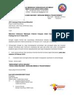 Surat Mohon Khemah SMKSB 2