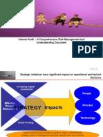 Internal Audit  - A Comprehensive Risk Management tool