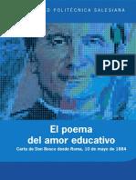 El Poema de Amor Educativo