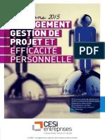 CESIEntreprises Formations Management 2015