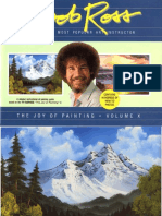 Bob Ross the Joy of Painting Volume X