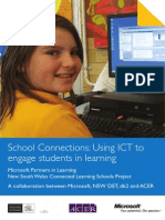 School Connections ACER PiL Report
