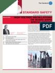 Standard Safety High Voltage 12