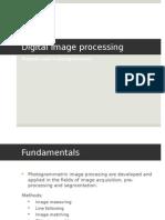 Digital Photogrammetry 7