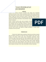 Konsep Dan Penerapan Produksi Bersih Web