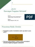 9. Risiko Deteksi Dan Rancangan Pengujian Substansi-libre