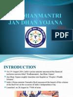Pradhanmantri Jan Dhan Yojna