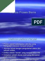 Analisis Proses Bisnis Awal