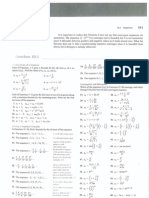 Chapter 10 Infinite Sequence Exercises and Answers