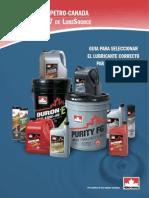 Petro Canada Full Catalog