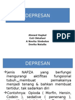 ppt depresan