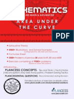 Mathematics - Area Under the Curve