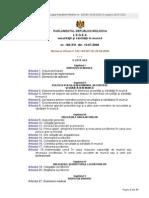 Legea Nr. 186 Din 2008