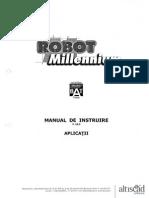 Robot Millennium Carte