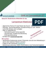 FS ET SHK-Lernzentrum