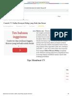 1. Contoh CV Daftar Riwayat Hidup yang Baik dan Benar.pdf