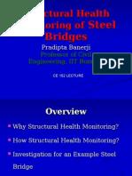 SHM of Steel Bridges