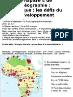 Afrique-defis du developpement.ppt