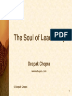 Soul of Leadership