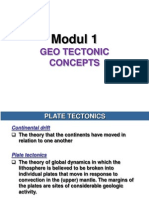 1 Geotectonic Concepts
