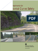 Horizontal Curve Safety