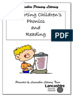 Phonics Booklet