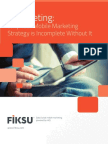 Retargeting -Why Your Mobile Marketing Strategy is Incomplete Without It