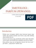 KOSMETOLOGI parfum