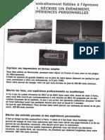 Production Écrite Réussir Le Delf a2 Didier