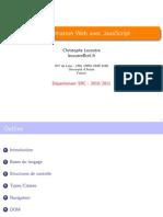 Slides Javascript Fr