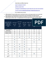 Arabic particles Quickstudy (20 Jan 2015)