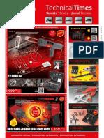 Revista mecanico KSTOOLS 2015