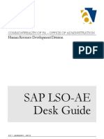 LSO-Auth and Pub Manual