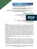 Classificação Dos Municípios Mineiros Em Relação à Composição de Suas Receitas _ Massardi _ Revista de Gestão, Finanças e Contabilidade