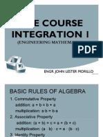 Topics 1 - Math