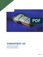 Manual VibroTest LJ