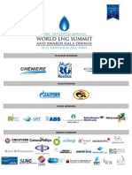 World LNG Summit Agenda 13 November 14