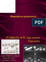 Dispositivos protectores 1