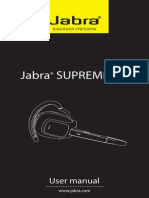 Jabra Supreme Uc Manual En